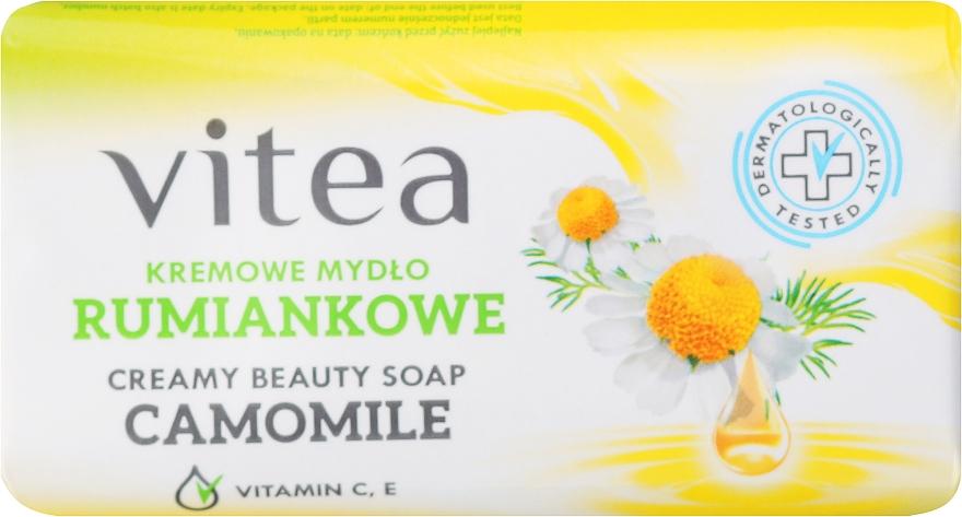 Cremeseife mit Kamille - Vitea Cream Soap