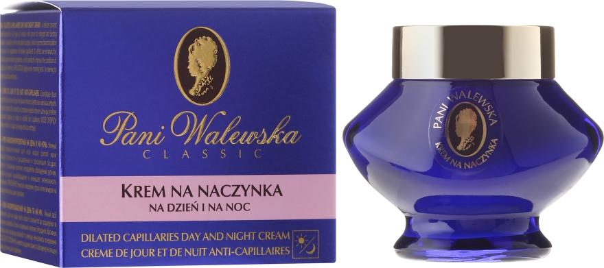 Kapillarschützende Gesichtscreme - Miraculum Pani Walewska Classic Dilated Capillaries Day And Night Cream — Bild N1