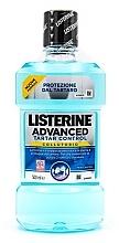 Düfte, Parfümerie und Kosmetik Mundspülung gegen Zahnstein - Listerine Advanced Tartar Control Collutorio