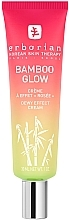 Düfte, Parfümerie und Kosmetik Feuchtigkeitsspendende Gesichtscreme mit rosa Finish & Bambusextrakt - Erborian Bamboo Glow Cream