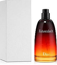 Düfte, Parfümerie und Kosmetik Christian Dior Fahrenheit - Eau de Toilette (Tester ohne Deckel)