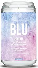 Düfte, Parfümerie und Kosmetik Duftkerze im Glas Ponente - FraLab Blu Ponente Candle