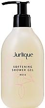 Düfte, Parfümerie und Kosmetik Aufweichendes Duschgel mit Rosenextrakt - Jurlique Softening Shower Gel Rose