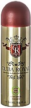 Düfte, Parfümerie und Kosmetik Cuba Royal - Deospray
