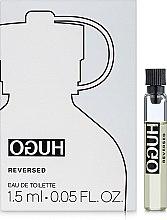 Düfte, Parfümerie und Kosmetik Hugo Boss Hugo Reversed - Eau de Toilette (Tester)