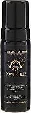 Düfte, Parfümerie und Kosmetik Gesichtsreinigungsschaum mit Enzympeeling - Dermofuture Power Bees Cleansing Foam 2in1