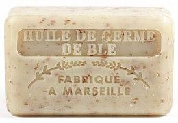 Düfte, Parfümerie und Kosmetik Marseiller Seife mit Weizenkeimöl - Foufour Savonnette Marseillaise Huile de Germe de Ble