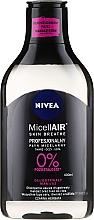 Düfte, Parfümerie und Kosmetik Mizellenwasser zum Abschminken - Nivea Professional Skin Breathe Micellar
