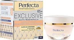 Düfte, Parfümerie und Kosmetik Liftingcreme für Tag und Nacht - Perfecta Exclusive Face Lifting Cream 65+
