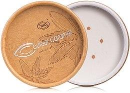 Düfte, Parfümerie und Kosmetik Leichtes, kompaktes und mineralisches Make-up zum Pudern - Couleur Caramel Bio Mineral Foundation