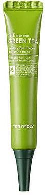 Augenkonturcreme - Tony Moly The Chok Chok Green Tea Watery Eye Cream