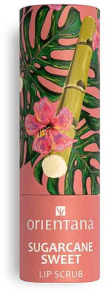 Lippenpeeling Zuckerrohr - Orientana Sugarcane Sweet