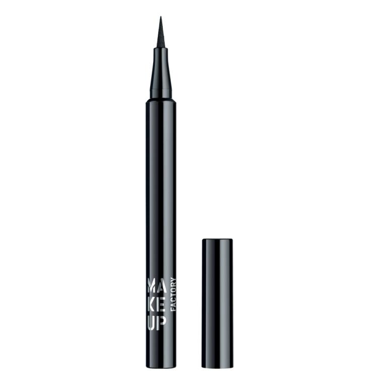 Liquid Eyeliner - Make Up Factory Full Precision Liquid Liner — Bild N1