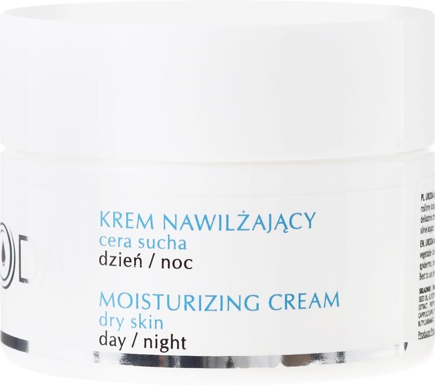 Feuchtigkeitsspendende Tages- und Nachtcreme für trockene Haut - Uroda Moisturizing Face Cream For Dry Skin