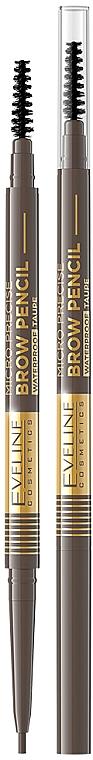 Augenbrauenstift - Eveline Cosmetics Brow Pencil