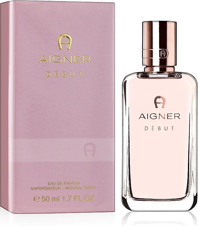 Aigner Debut - Eau de Parfum — Bild N2