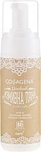 Düfte, Parfümerie und Kosmetik Gesichtswaschschaum für trockene Haut mit Kollagen - Collagena Handmade Wash Foam For Dry Skin