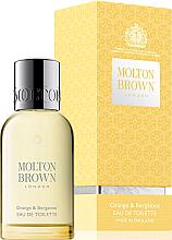 Düfte, Parfümerie und Kosmetik Molton Brown Orange & Bergamot - Eau de Toilette