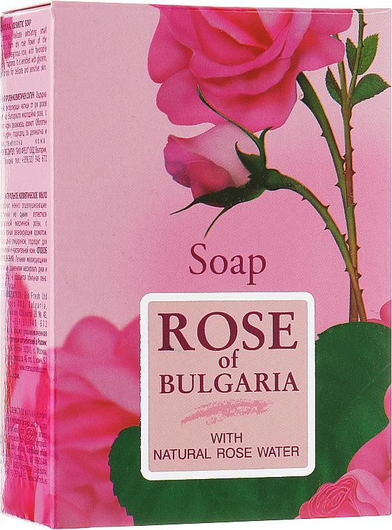 Geschenkset - BioFresh Rose of Bulgaria (Duschgel 330ml + Seife 100g + Handcreme 75ml) — Bild N8