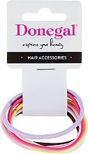 Düfte, Parfümerie und Kosmetik Haargummis 6 St. FA-9934 mehrfarbig - Donegal