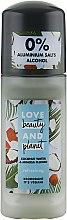 Düfte, Parfümerie und Kosmetik Erfrischendes Deo Roll-on - Love Beauty And Planet