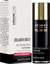 Düfte, Parfümerie und Kosmetik Anti-Falten Gesichtsserum mit Kollagen und Arganöl - Arganicare Collagen Boost Anti-Wrinkle Serum