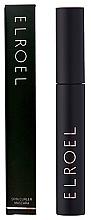 Düfte, Parfümerie und Kosmetik Wimperntusche - Elroel Spin Curler Mascara (Calcoral Black)
