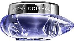 Düfte, Parfümerie und Kosmetik Feuchtigkeitsspendende und glättende Gesichtscreme gegen die ersten Falten mit Kollagen - Thalgo Collagen Cream First Wrinkles