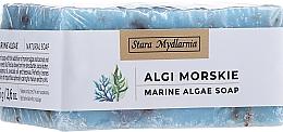 Düfte, Parfümerie und Kosmetik Handgemachte Naturseife mit Seetang - Stara Mydlarnia Body Mania Algae Handmade Vegan Natural Soap