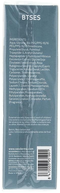 Feuchtigkeitsspendendes Anti-Falten Gesichtscreme-Gel - SesDerma Laboratories BTSeS Antiwrinkle Moisturizing Cream-Gel — Bild N3