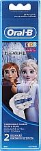 Düfte, Parfümerie und Kosmetik Austauschbare Zahnbürstenköpfe für elektrische Kinderzahnbürste Frozen 2 St. - Oral-B Stages Power Vitality Kids Frozen