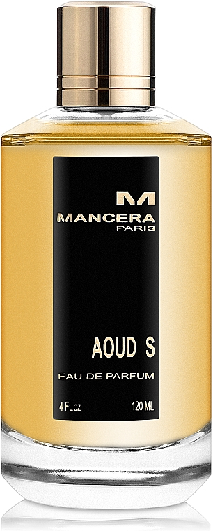 Mancera Aoud S - Eau de Parfum — Bild N1