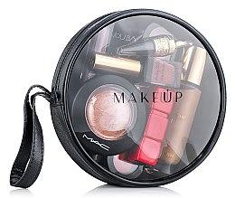 Düfte, Parfümerie und Kosmetik Kosmetiktasche Beauty Eclipse (ohne Inhalt) - MakeUp Ø17 x 4 cm
