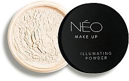 Düfte, Parfümerie und Kosmetik Aufhellender Gesichtspuder - NEO Make Up Illuminating Powder