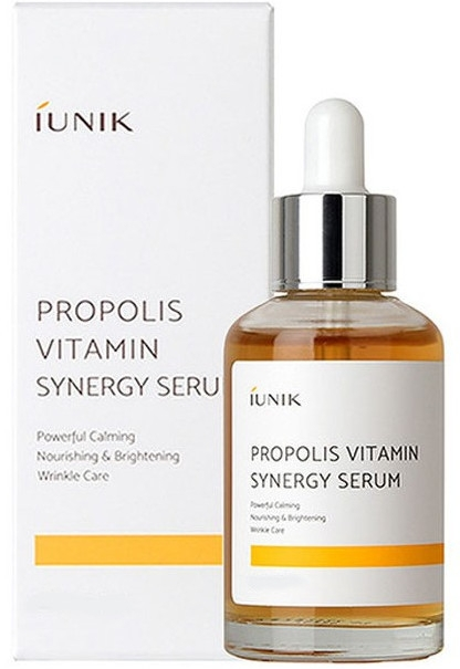 Vitamin-Serum für das Gesicht mit Propolis - iUNIK Propolis Vitamin Synergy Serum