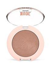 Düfte, Parfümerie und Kosmetik Matter Lidschatten - Golden Rose Nude Look Matte Eyeshadow