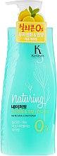 Düfte, Parfümerie und Kosmetik Erfrischende Haarspülung für geschädigtes Haar mit Meeresalgen - Kerasys Naturing Refreshing Conditioner