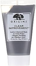 Düfte, Parfümerie und Kosmetik Gesichtsreinigungsmaske - Origins Clear Improvement Active Charcoal Mask To Clear Pores