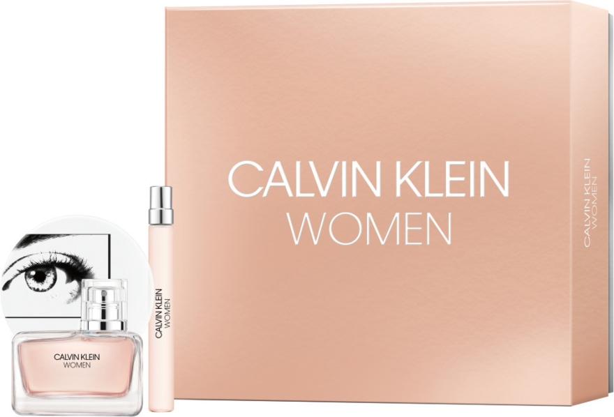 Calvin Klein Women - Set (Eau de Parfum/50ml + Mini/10ml)