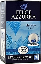Düfte, Parfümerie und Kosmetik Elektrische Diffusor Classico - Felce Azzurra Classico