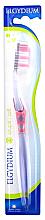 Düfte, Parfümerie und Kosmetik Zahnbürste weich Inter-Active rosa - Elgydium Inter-Active Soft Toothbrush