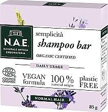 Düfte, Parfümerie und Kosmetik Festes Shampoo für täglichen Gebrauch - N.A.E. Semplicita Daily Usage Shampoo Bar