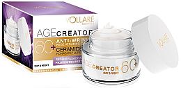Düfte, Parfümerie und Kosmetik Regenerierende Anti-Falten Gesichtscreme mit Ceramiden 60+ - Vollare Age Creator Regenerating Anti-Wrinkle Cream Day/Night 60+