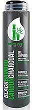 Düfte, Parfümerie und Kosmetik Gesichtsreinigungsgel - Diet Esthetic Black Bamboo Carbon Charcoal Cleansing Gel