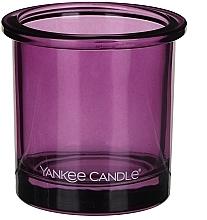 Düfte, Parfümerie und Kosmetik Kerzenhalter für Votivkerze - Yankee Candle POP Violet Tealight Votive Holder