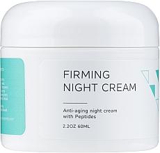 Düfte, Parfümerie und Kosmetik Anti-Aging Nachtcreme mit Peptiden - Ofra Firming Night Cream