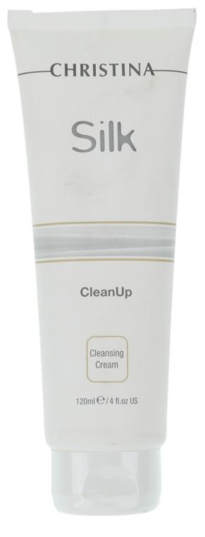 Sanfte Reinigungscreme - Christina Silk Clean Up Cream — Bild N1
