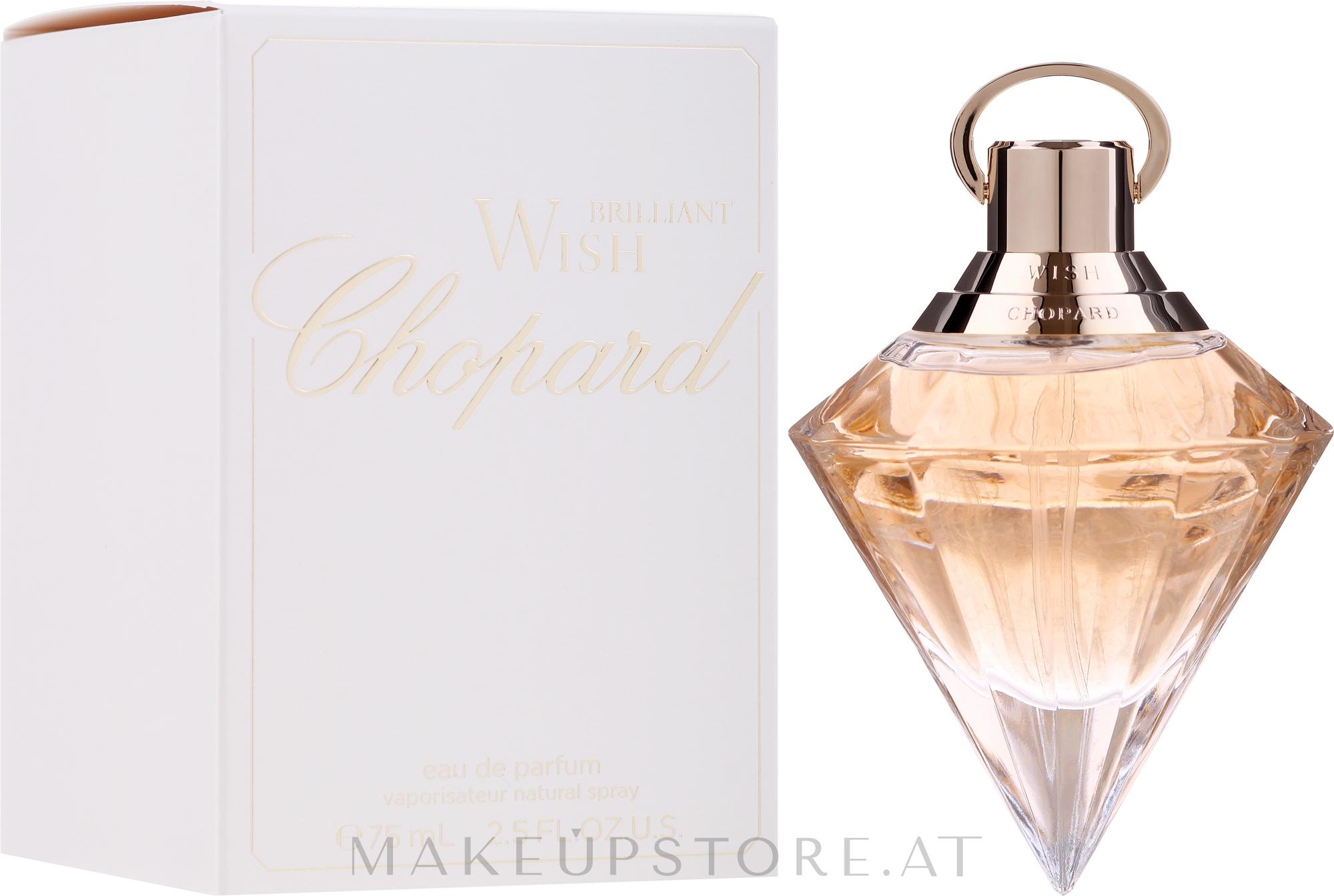 Chopard Brilliant Wish - Eau de Parfum — Bild 75 ml