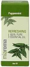 Düfte, Parfümerie und Kosmetik 100% Reines ätherisches Pfefferminzöl - Holland & Barrett Miaroma Peppermint Pure Essential Oil