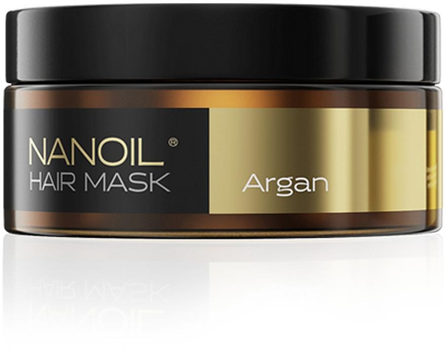 Haarmaske mit Arganöl - Nanoil Argan Hair Mask
